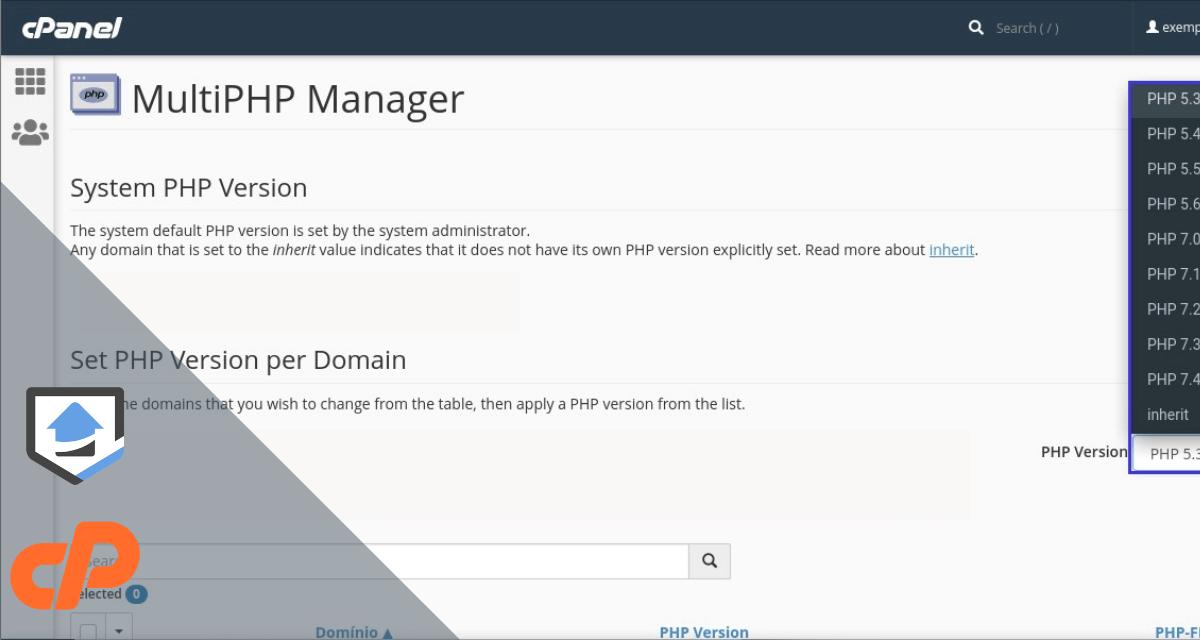 MultiPHP Manager